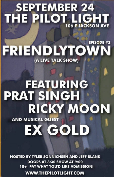 FRIENDLYTOWN FLYER