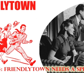 044: Friendlytown Needs a Spelling Bee!