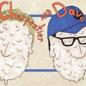MONDAY: An Evening with Dave Ross & ChrisCharpentier
