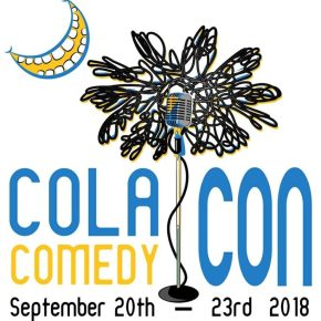 A Brief Look Back at Cola Comedy Con