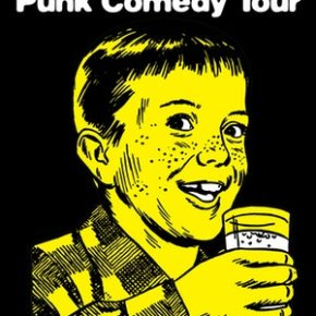 Altercation Punk Comedy Tour Returns to Knoxville Tonight!