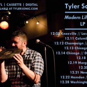 Modern Life is Awesome LP Release Tour (December 11-28)