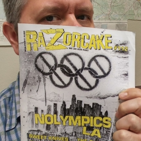 One Punk's Guide to Standup Comedy (Razorcake #112 Out Now!)